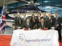 2nd Delivery Ceremony of Weststar AW139, Vergiate Italy