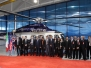 3rd Delivery Ceremony of Weststar AW139, Vergiate Italy