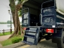 Police IVECO Daily 4x4